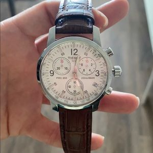 Tissot Accessories - Tissot Men's Stainless Steel T-Sport PRC-200 Watch